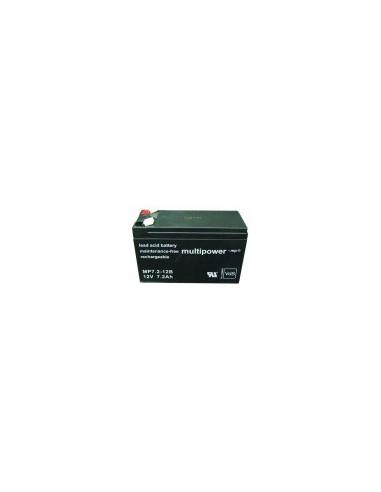 Loodaccu 12V 7.2aH (151 x 65 x 94 mm) o.a. UPS