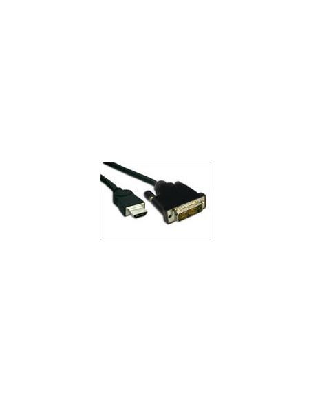 DVI-D naar HDMI m/m 2mtr
