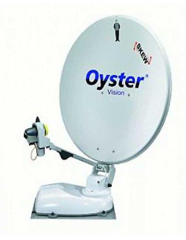 Oyster Vision 85cm skew zelfrichtend