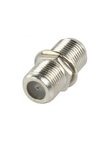 F-connector koppelstuk blister