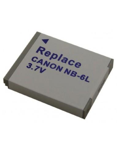 Digitale Camera Accu CANON 3,7WH NB-6L - IXUS 85 IS, PC 1262