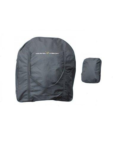 TravelVision R6 55-65cm opbergtas incl. etui