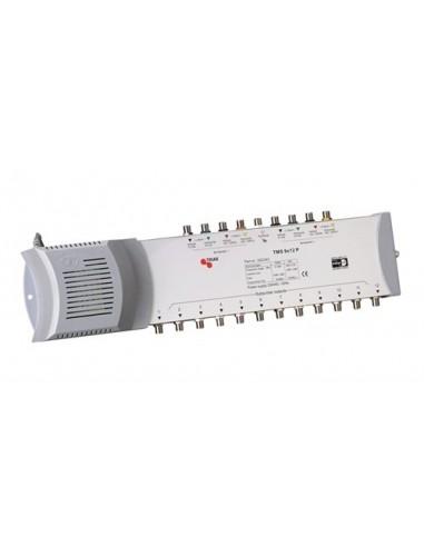 Triax TMS-912P DiSEqC multiswitch 9 in / 12 uit