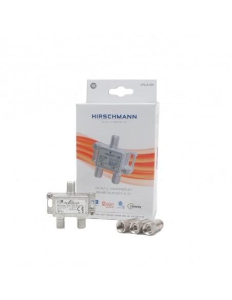 Hirschmann ZVA-134 shop opsteekversterker