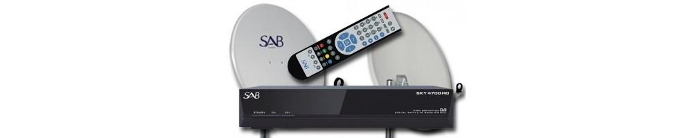 HD ontvangers satelliet