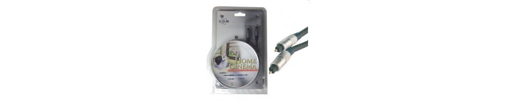 Audio-RCA/Cinch/Toslink