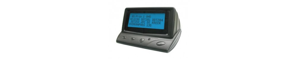 P-2000 pagers