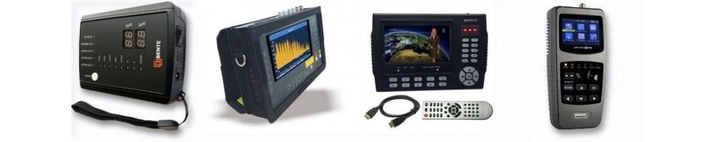 Meetapparatuur DVB-S