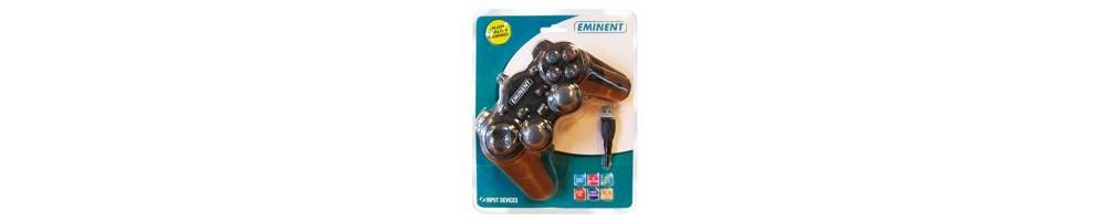 Game controllers/spelbesturing